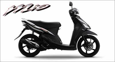 Buy Yamaha Mio motorcycle