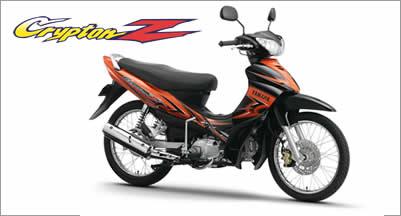 Buy Yamaha Crypton Z motorcycle