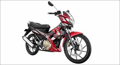 Buy Suzuki Raider 150 motorcycle