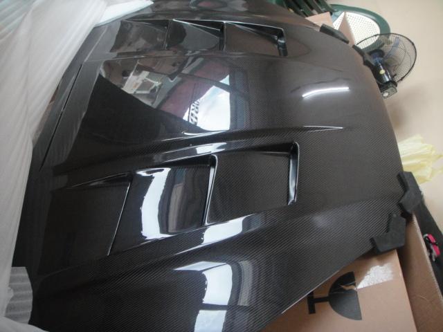 Buy Genesis Carbon Fiber Parts