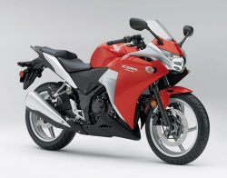 Buy Honda CBR 250 motorcycle