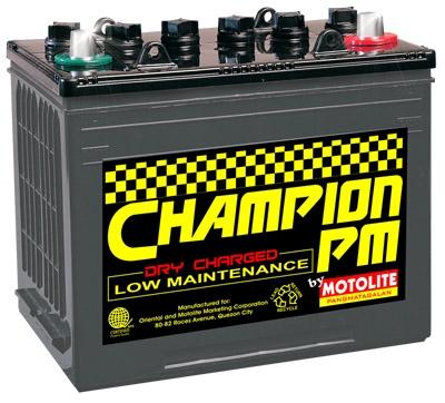 Buy Champion Battery