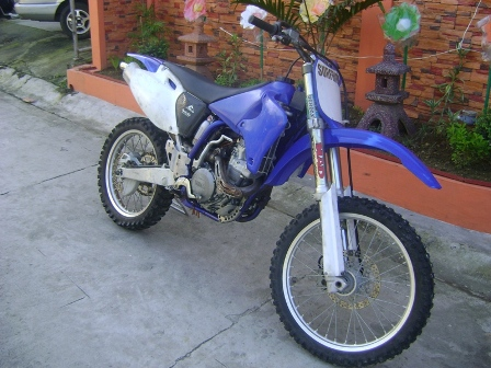 Buy Yamaha YZ 450F 2003 motorcycle