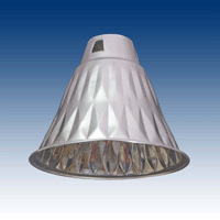 Buy Highly specular aluminum reflector HB-049