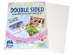 Buy Photo Paper 220gsm Matte Double Sided