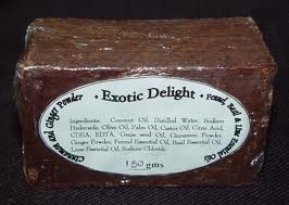 Buy Exotic Delight Soap