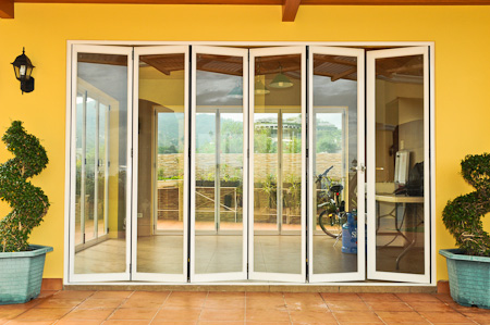 aluminum folding doors buy in cebu