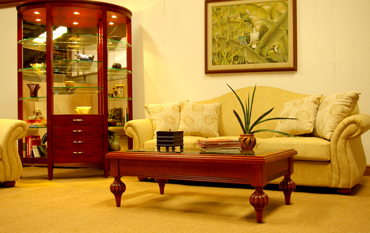Inidies Style Living Room Furniture