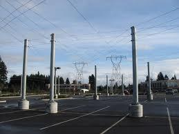 Buy Long Round Concrete Poles