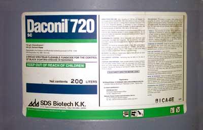 Buy Daconil 720 SC fungicide