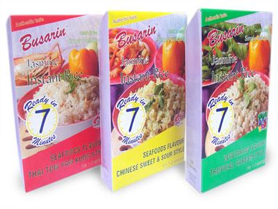 Buy Busarin Jasmine Instant Rice