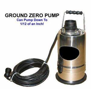 Buy Ground Zero Pump