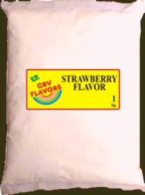 Buy CRV Strawberry Powder