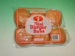 Buy Mini Burger Buns