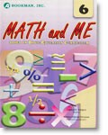 Buy Math and Me bool