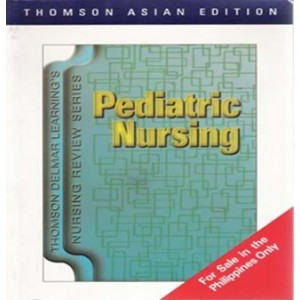 Buy TDLNRS: Pediatric Nursing book