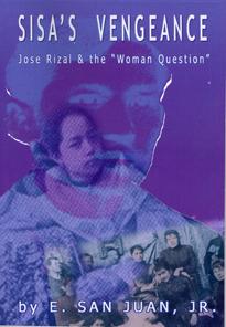"""Buy Sisa's Vengeance: Jose Rizal & the """"Woman Question"""" by E. San Juan, Jr. book"""