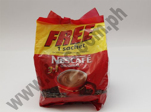 Nescafe Coffee 3 in 1 Original