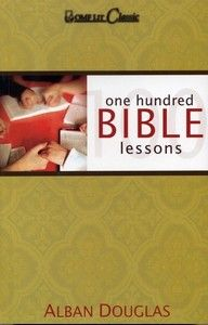Buy 100 Bible Lessons books