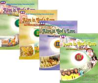 Alive in God's Love books