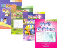 Buy Math Builders books