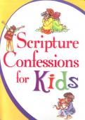 Buy Scripture Confessions for Kids book
