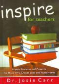 Buy Inspire For Teacher book