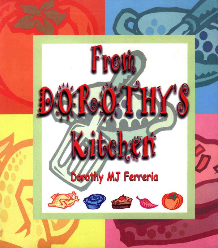 Buy From Dorothy's Kitchen book