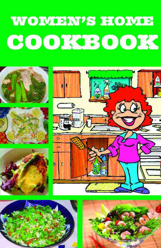 Buy Women's Home Cookbook book