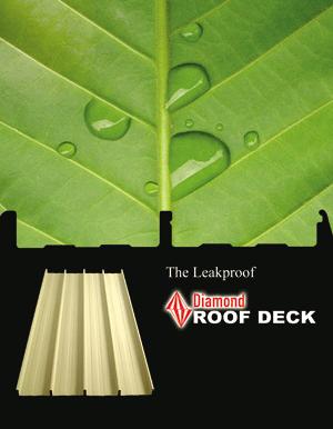 Buy Diamond Roof Deck