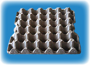 Buy Pulp-Tech molded paper egg trays