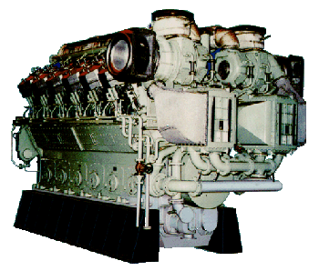 Buy 32CLX Power Generation Diesel Engines