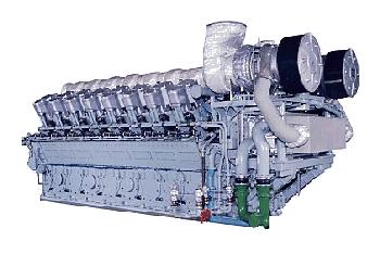 Buy V34HLX Power Generation Diesel Engines