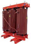 Buy Cast Resin Dry Type Transformer up to 25 MVA - 52 kV - Tricast