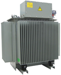 Oil-Immersed Distribution Transformer up to 2.5 MVA - 36 kV -  Minera - Ground Mounted