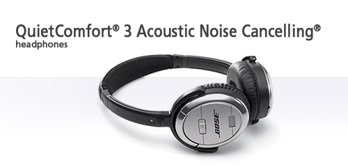 Buy QuietComfort 3 headphones