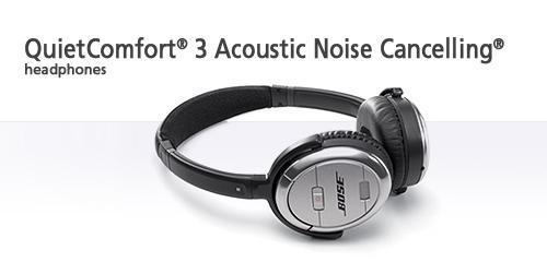 Buy QuietComfort 3 headphones