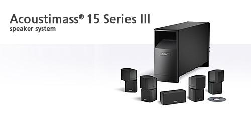 Buy Acoustimass® 15 speaker system