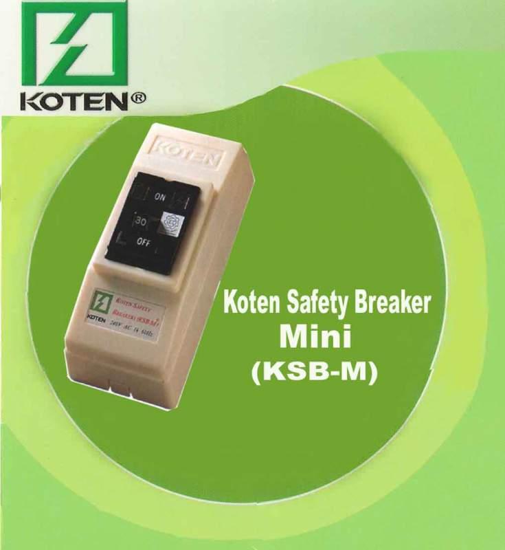 Buy KSB-M (Koten Safety Breaker-Mini)