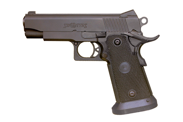 S.A.M. Raven X pistol
