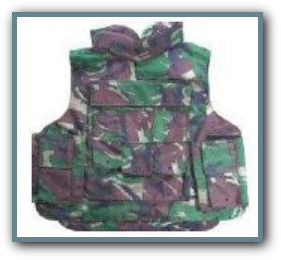 Buy IE5A-D-P E Partial-protection Bulletproof Vest