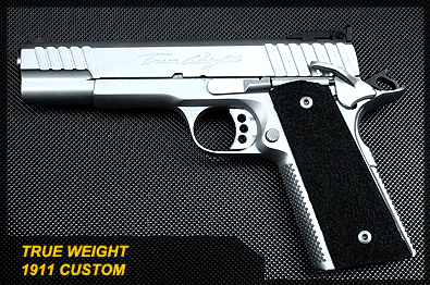 True Weight 1911 Custom gun