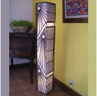 Portia square floor lamp buy in bacolod portia square floor lamp aloadofball Image collections