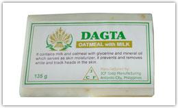 Buy Dagta Oatmeal with Milk Soap