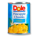 Buy Pineapple Chunks
