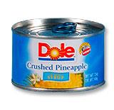 Buy Crushed Pineapple