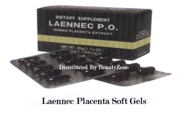 Buy 1 box 100 caps Laennec Placenta Soft Gel