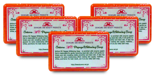 Buy MC Señora Papaya Soap