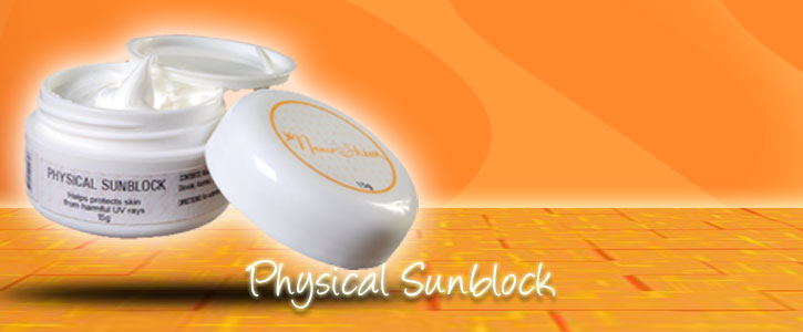 Buy Physical Sunblock cosmetic series