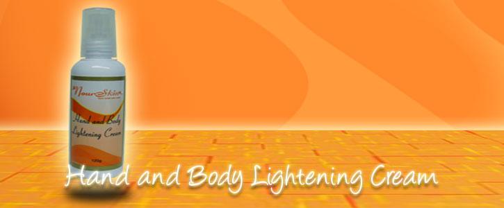 Buy Hand and Body lightening cream